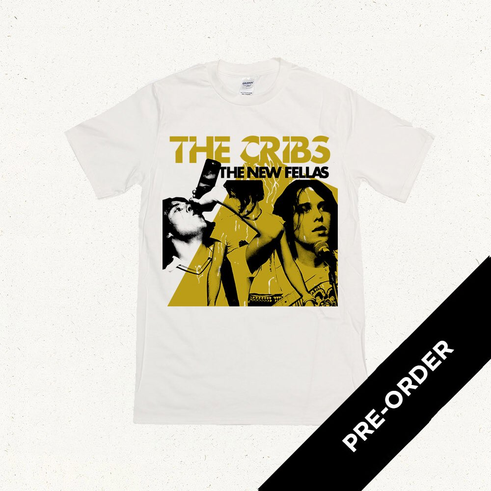 The Cribs On Twitter Following On From Our Ltd Edition Debut Album