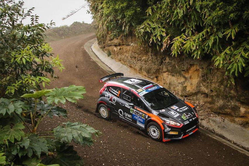 El Rally Islas Canarias se prepara con 9...