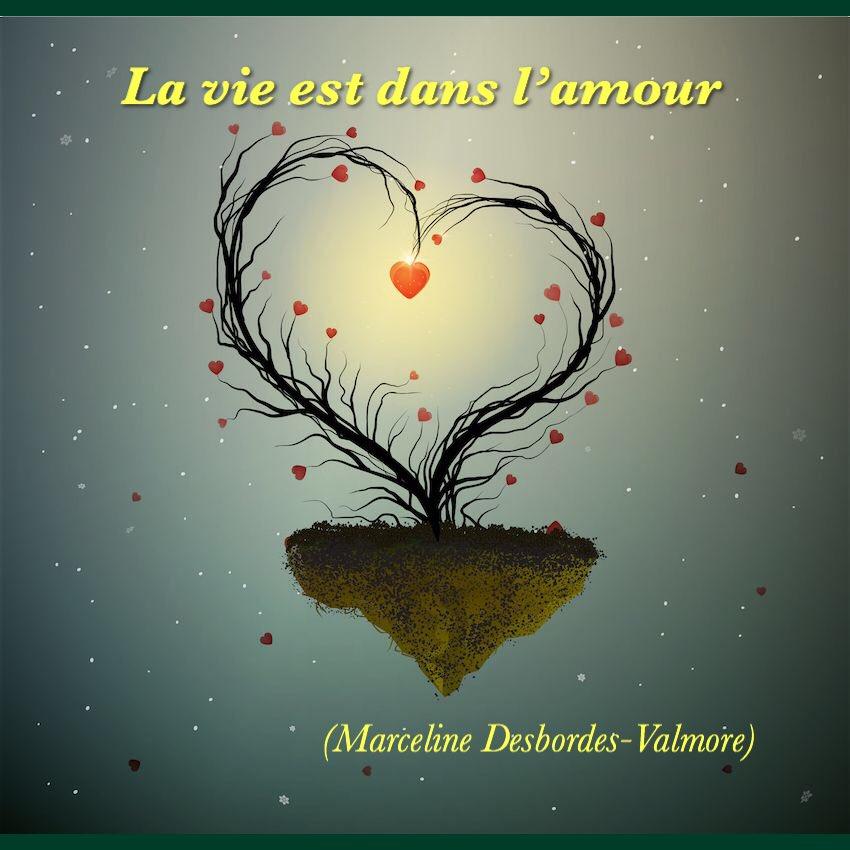 Excellent lundi ! #Amour #espoir #optimisme #Desbordes-Valmore #Vie #bonheur #zen #yolo<br>http://pic.twitter.com/WlSeU0gv6q