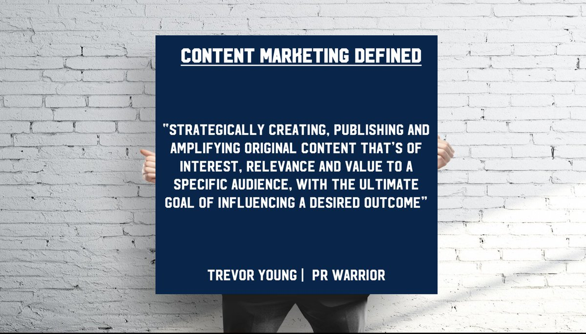 "trevor young on twitter: ""my definition of content marketing.… """