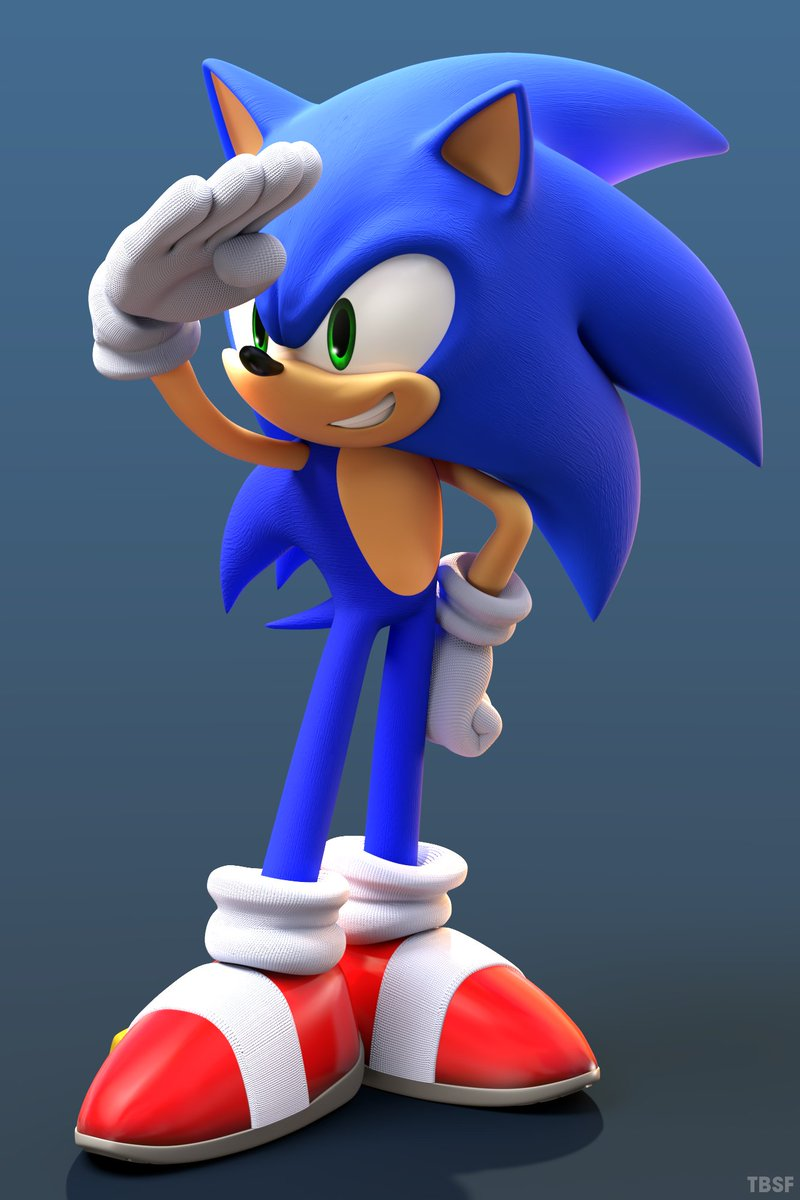 Tbsf On Twitter Hey I Made A Render Of That One Sonic Channel Art With Classic Sonic And Modern Sonic I Ll Post The Original In A Reply Https T Co Amppw9oufc