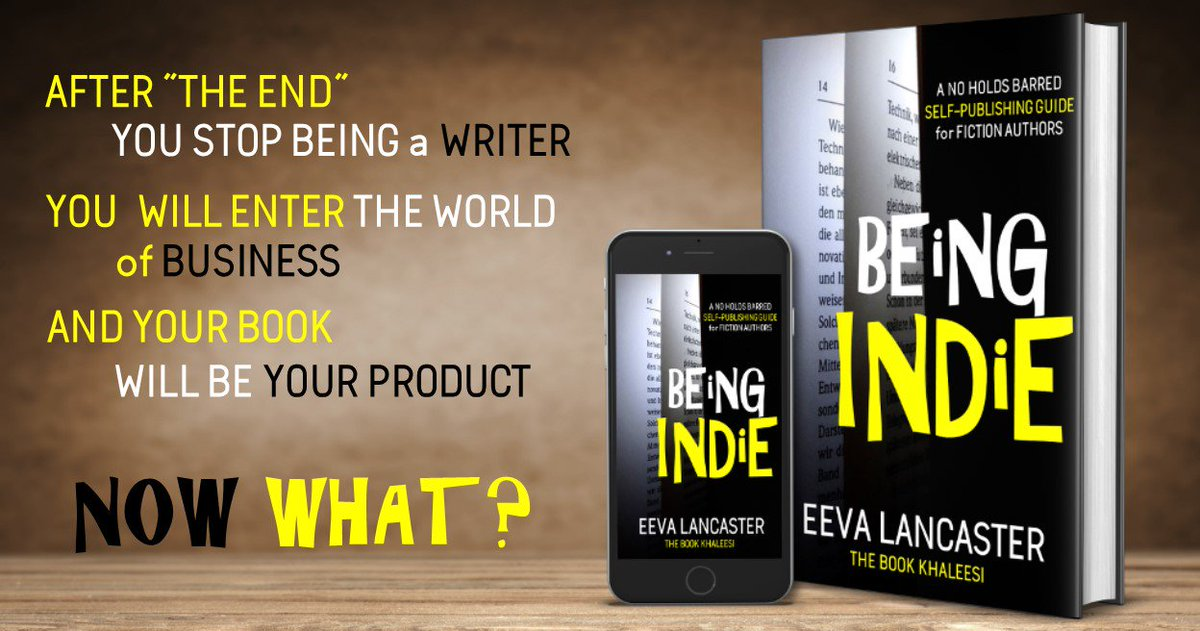 Want to be a successful #Indie author? First, you have to know how to CREATE a marketable #BOOK that readers will want to buy.   http:// amzn.to/2uJZdv6  &nbsp;    #FREE #Kindleunlimited  #indiebooksblast #Bookboost #PDF1 #Writers #authors #IARTG #RRBC #ELEV8TINDIES #Writerslife<br>http://pic.twitter.com/dkDf05AZSZ