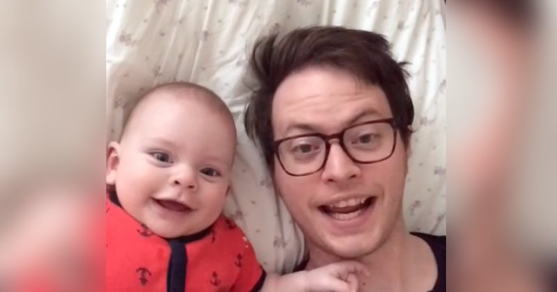 This Dad And His Baby Recorded Some Awesome #Dubsmash Videos For Mommy  https://kidsviral.info/this-dad-and-his-baby-recorded-some-awesome-dubsmash-videos-for-mommy/ …  #Dubsmashvideo #Dubsmashvideos #Entertainment #Family #Funny #FunnyVideo #Funnydubsmashvideos #Humor #Joewelkie  Kids Viralpic.twitter.com/tU4nLNpsTo