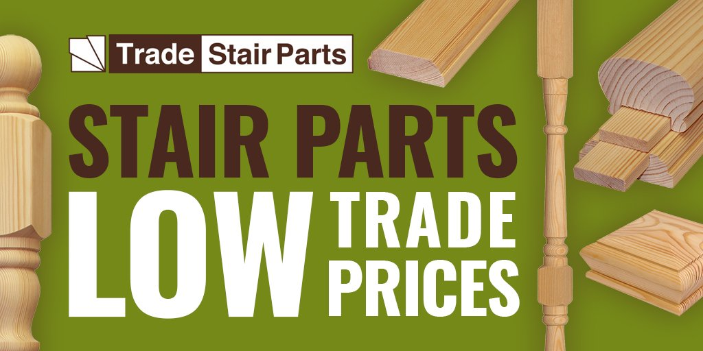 #Summer #DIY   Weu0027ve Got #stair Parts Perfect For Any #staircase Project    LOW TRADE PRICES   Shop Now   Http://www.stairpartsuk.com Pic.twitter.com/  ...