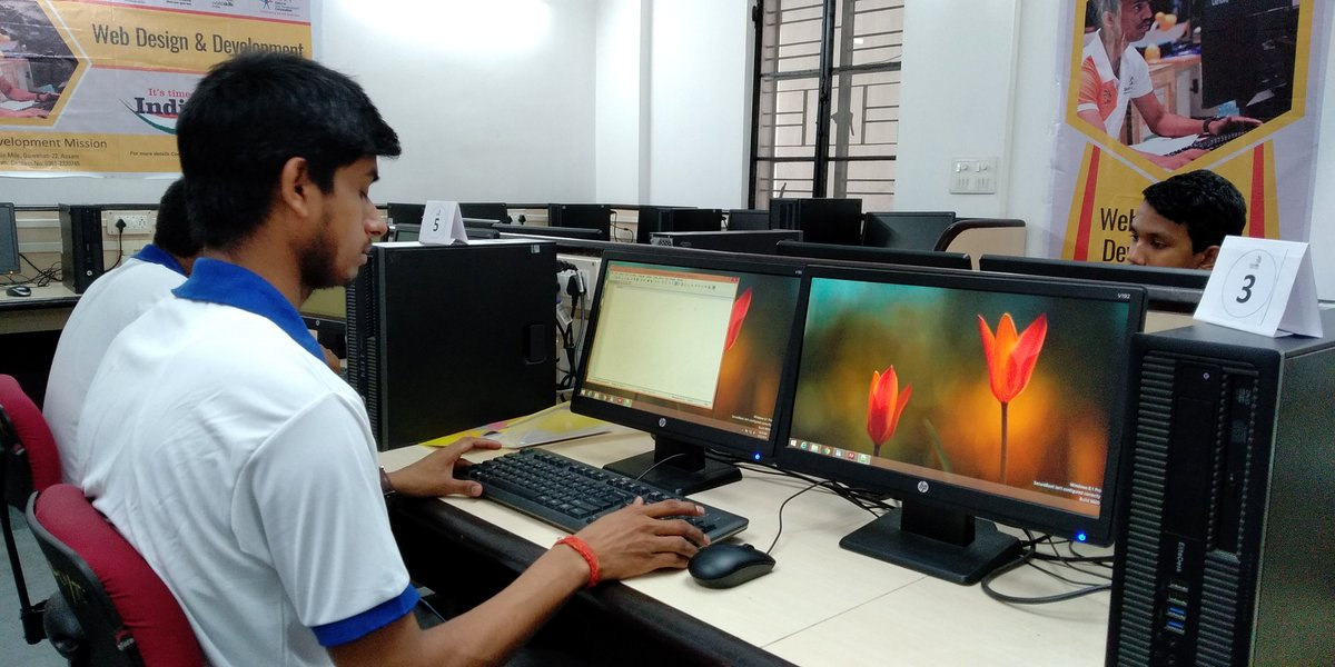 Asdm Assam On Twitter Glimpses Of Cnc Turning Graphic Design Technology Web Design Development And Welding Competition Of India Skills Assam 2018 At Trtc Guwahati Abskillskibari Cmofficeassam Pmoindia Nsdcindia Cmpatowary