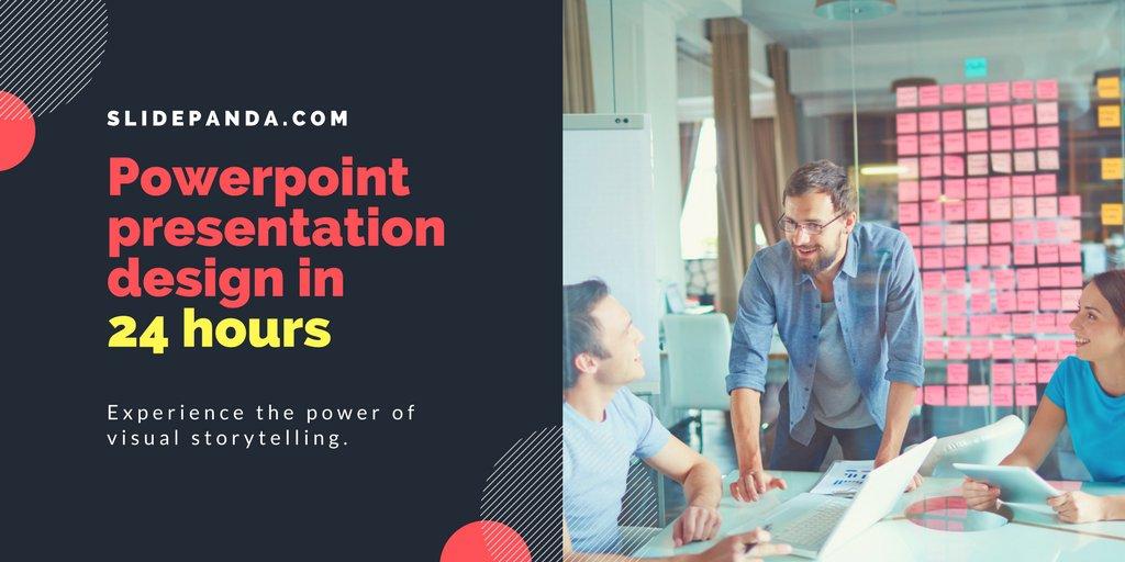 https:// zurl.co/684me  &nbsp;    Get your powerpoint presentation designed in 24 hours   #SlidePanda  #Powerpoint #Sales #Presentation #Design #Entrepreneurs #Start-up #Consulting  #SalesCoaching #SalesTips #Consultants #Marketing<br>http://pic.twitter.com/2HvbSwOtzP