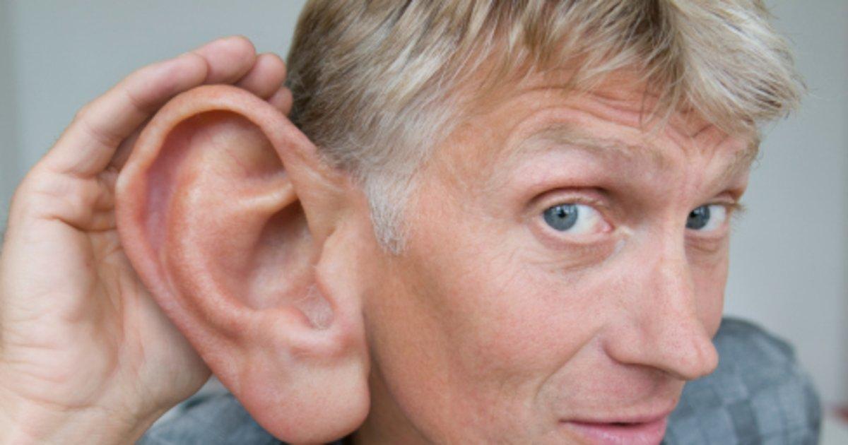 Днем, смешное ухо картинка