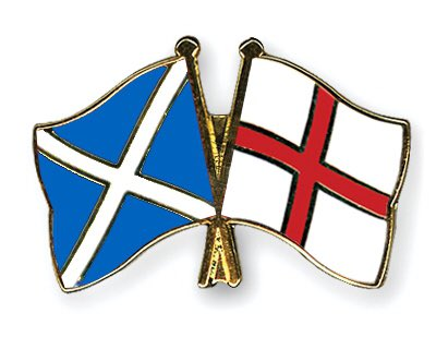 Happy #StGeorgesDay to all our #English friends here in #Scotland<br>http://pic.twitter.com/DGYL5SntUc