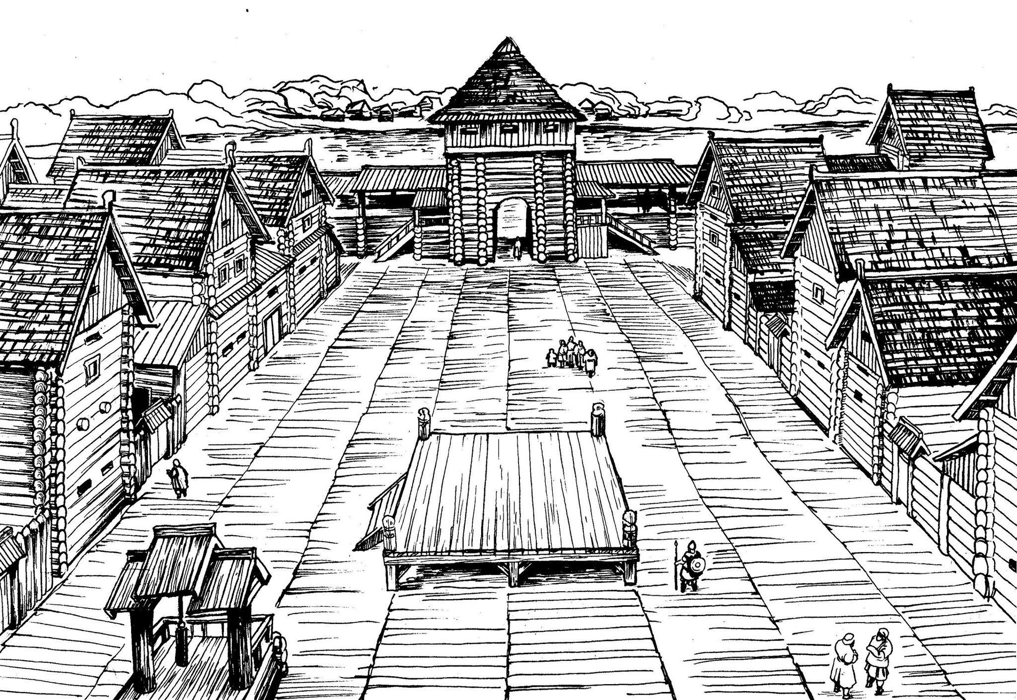 тех улицы древнего новгорода картинки есть интернет