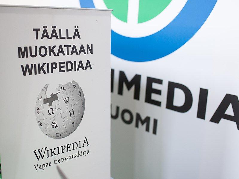 Image result for Wikipedian mukaan tavoitteena