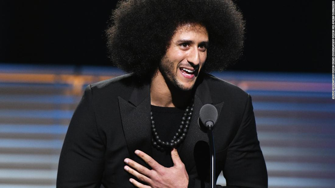 Colin Kaepernick named Amnesty International Ambassador of Conscience https://t.co/nhxfFy0JEh