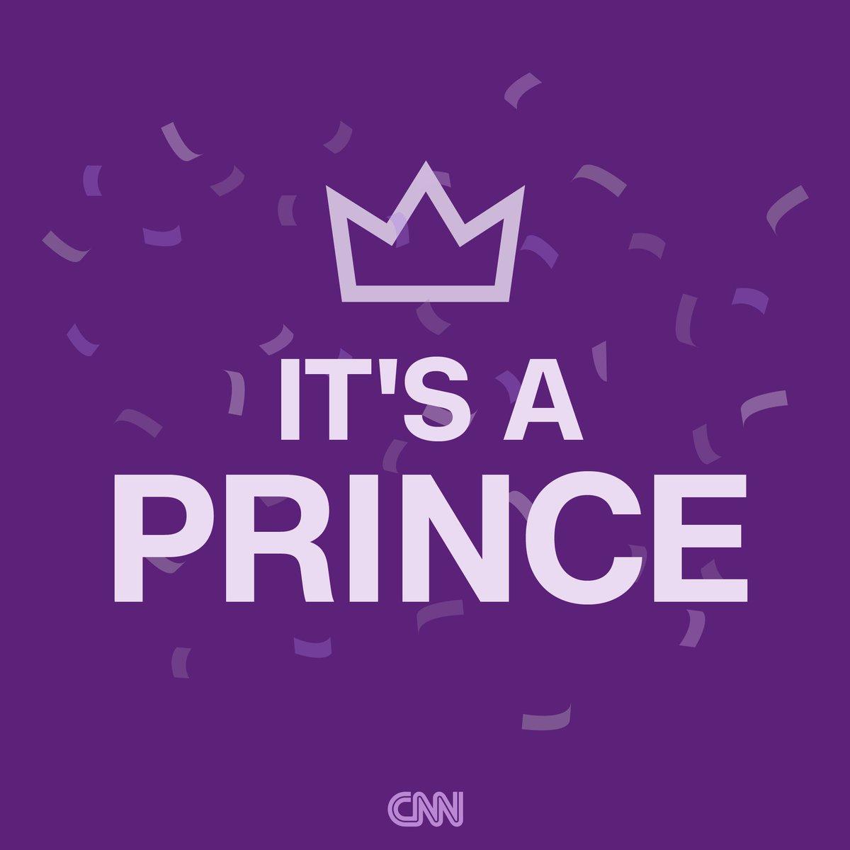 CNN's photo on #royalbaby