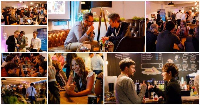 Bei der @gruenderszene-Spätschicht im Münchner Werk 1 konnten Gründer Kontakte mit Investoren und Inkubatoren knüpfen. Colliers International unterstützt #Startups bei der Suche nach einem Zuhause für ihre Ideen:  t.co/gzZa1S6Kls