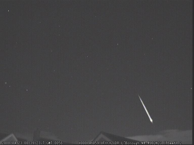 UK Meteor Network on Twitter: