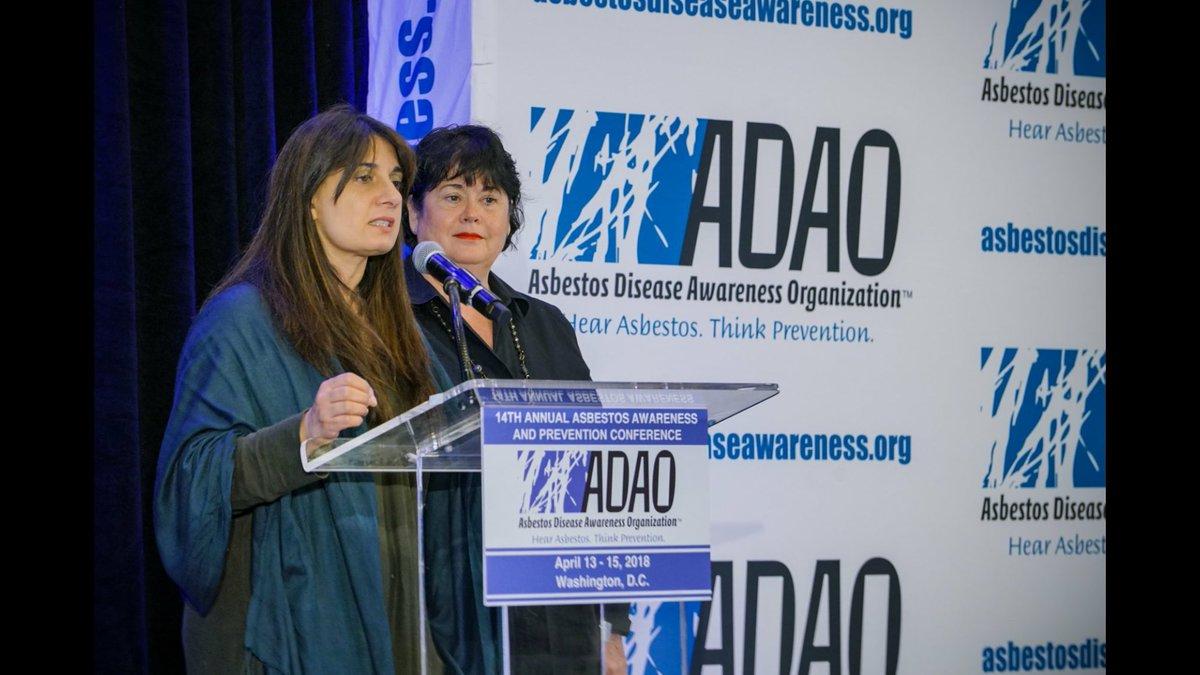 Linda Reinstein: Industrial Disease (@ID_hja)