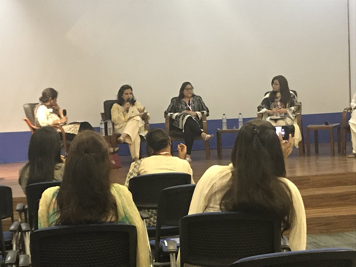 Dr. Tabinda Sarosh, Country Director Pakistan @PathfinderInt, talking about the #SRHR during a conference on #reproductive #rights in Pakistan. @FaySarosh @KamylaMarvi @zofeen28<br>http://pic.twitter.com/QZJjiJ1gmL
