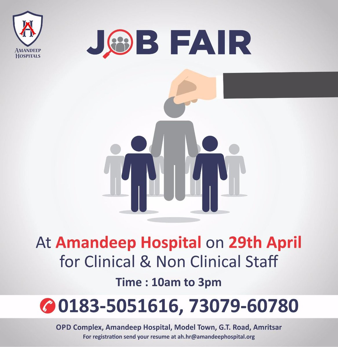 Amandeep Hospital on Twitter: