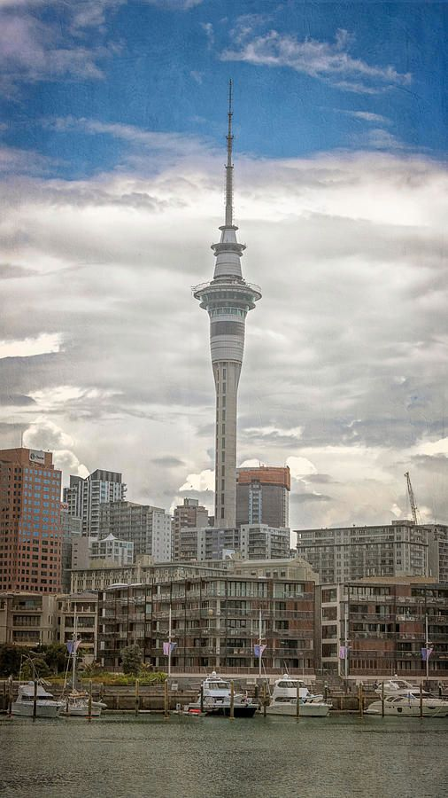 Auckland New Zealand Sky Tower Textured  https:// buff.ly/2K7j3Vt  &nbsp;   #Auckland #newzealand #skytower #tower #icon #iconic #skyline #cityscape @joancarroll<br>http://pic.twitter.com/gOf9nhZIQV