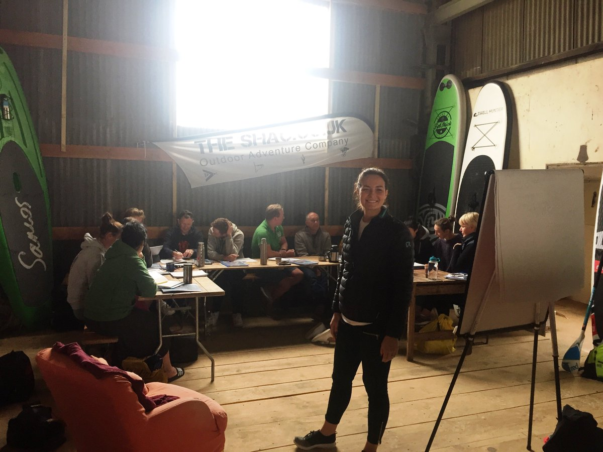 Good luck to all the candidates attending the first #OpenWaterSwimming #Coaching course today with @KeriannePayne  @triscape_  Lovely location too  <br>http://pic.twitter.com/t49KkhYQyL