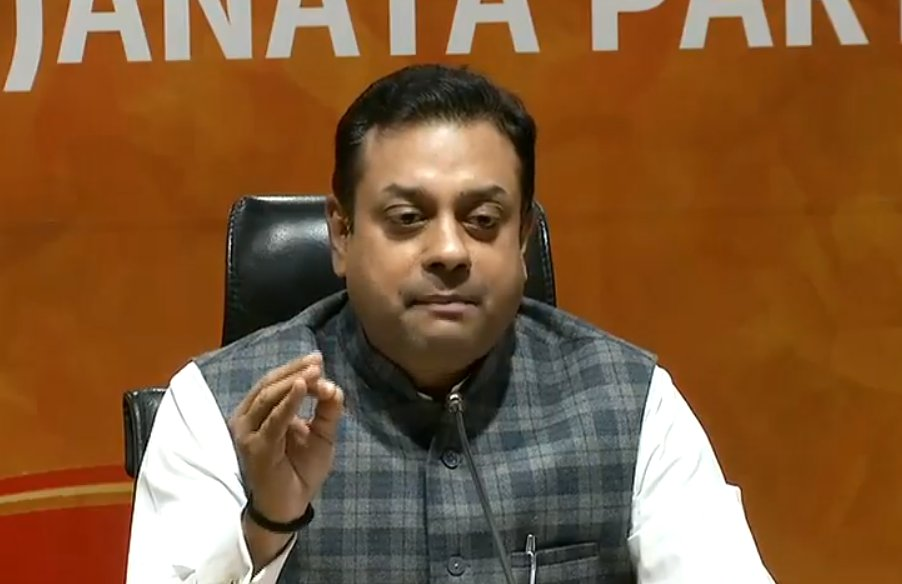 Congress party and its leaders don't trust the Army, the Chief Justice of India, the Supreme Court of the country, the Election Commission, EVM machines, RBI, PMO and even the President of India. They don't trust any constitutional institution in the country : Dr. @sambitswaraj