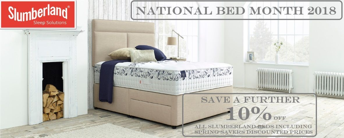Today Is The Last Chance To Save An Extra 10 On All Slumberlanduk Beds This Also Includes Our Already Reduced Spring Savers Prices Slumberland Mattress