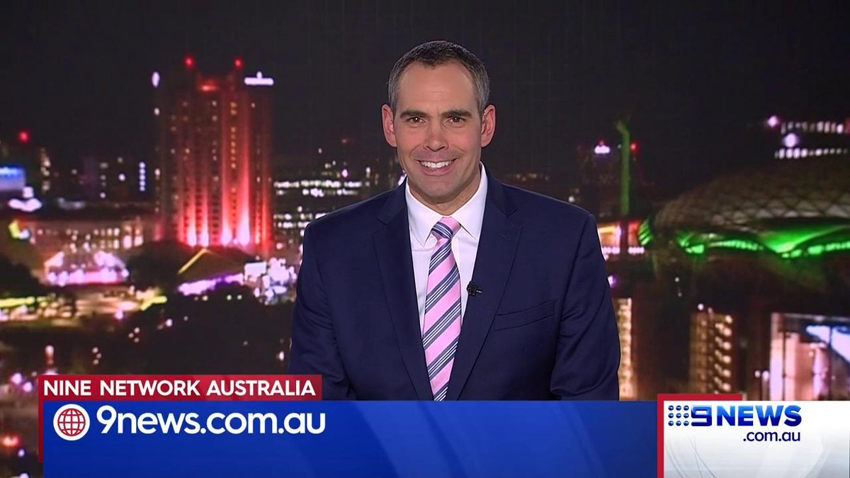 Thanks for your company tonight. Stay up-to-date on @9NewsAdel and https://t.co/6HUARaBXbz #9News