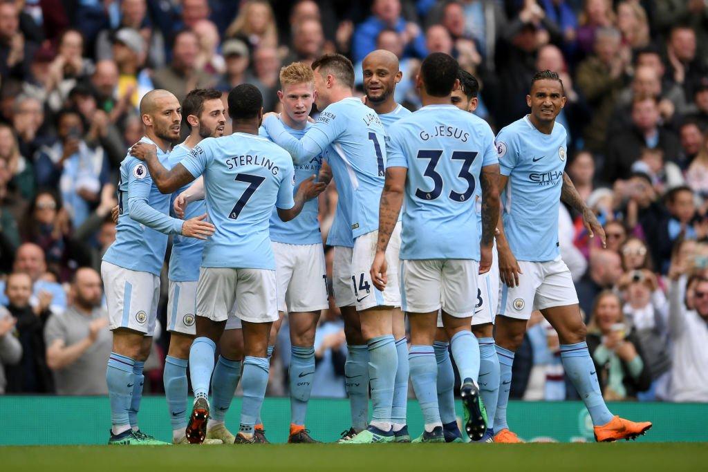 Manchester City's photo on #MondayMotivaton