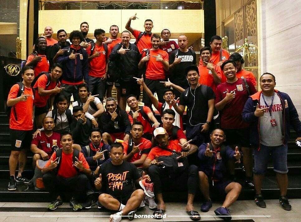 Coming Soon! #DemiKejayaanSamarinda #JayalahPesutEtam #BorneoFC #Samarinda #GojekLiga1 #UstYusufMansur pic.twitter.com/TCLi87lPcB