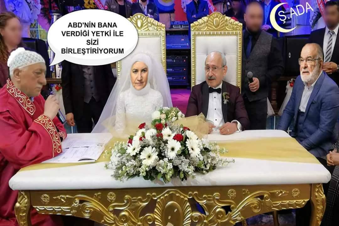 Troller, gerçek nikahı görmeyip Ahlaksız...
