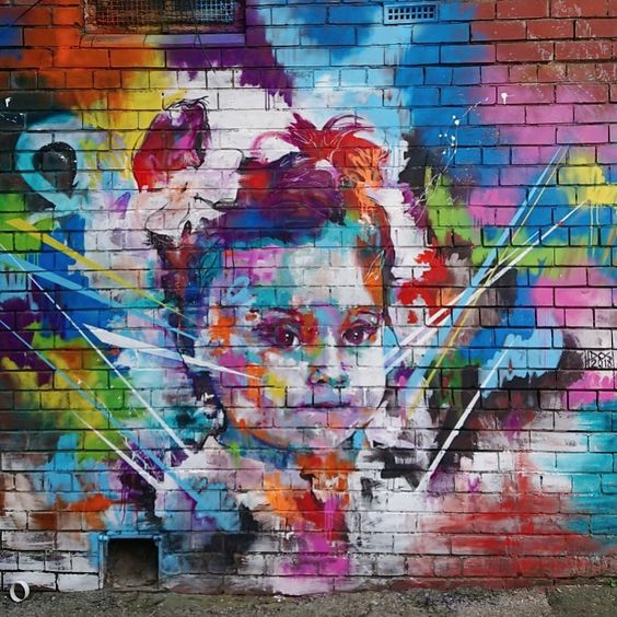 ... like innocence... in colors. Art by Danny O&#39;Connor in Liverpool #StreetArt #Art #Beauty #Innocence #Colors #Graffiti #Mural #Liverpool<br>http://pic.twitter.com/MyuaHnIOkR
