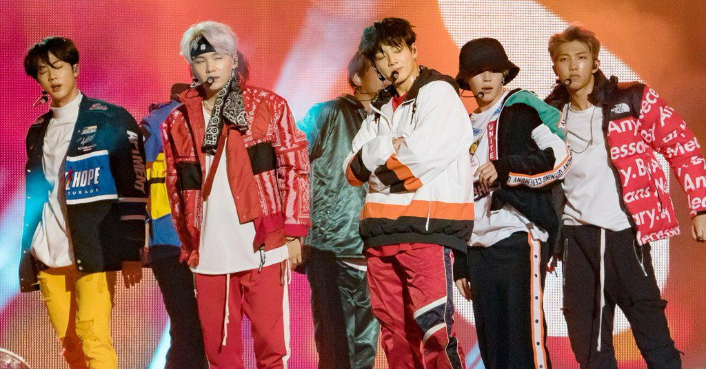 BTS Just Made History — Again https://t.co/hvrMc8IXat https://t.co/3lfRZsAkPy