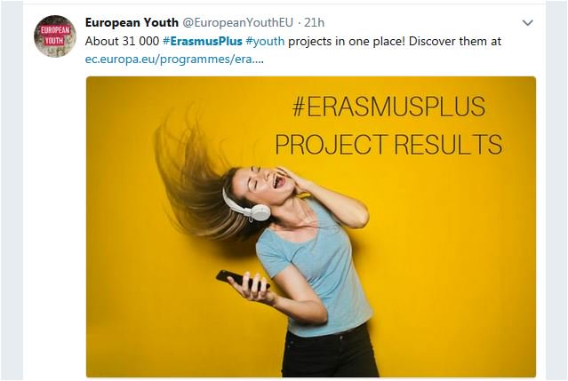 Erasmus+ is the EU's #funding programme to support #education, #training,  #youth and #sport in #Europe. Let's take a closer look. Thread.pic.twitter.com/  ...