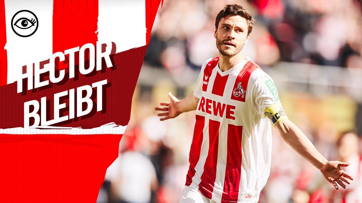 1. FC Köln's photo on #Hector