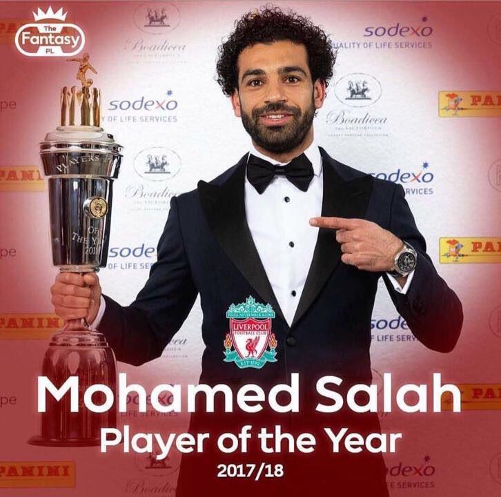 ألف مبروك يا أبو مكة! جائزة أفضل لاعب هي...