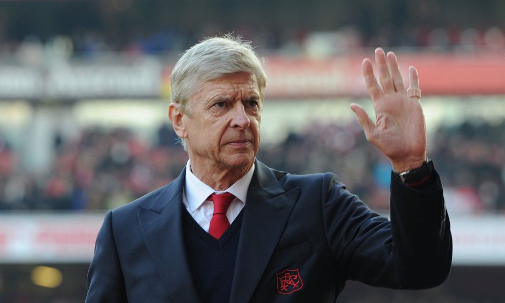 Wenger made the Ultimate Sacrifice – He loved Arsenal and let them go dlvr.it/QQTB45