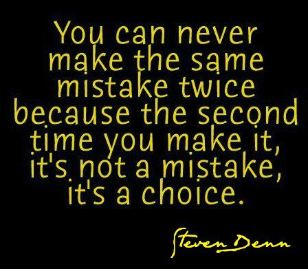 Think carefully about what choices you are going to make, make a change for the better. #think #poignant #quote #positive #success <br>http://pic.twitter.com/65M3HJtGlj