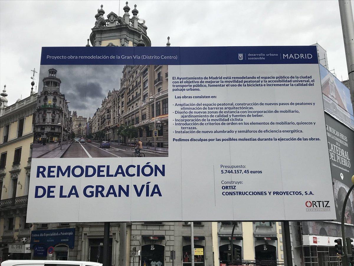Remodelaciongranvia Hashtag On Twitter