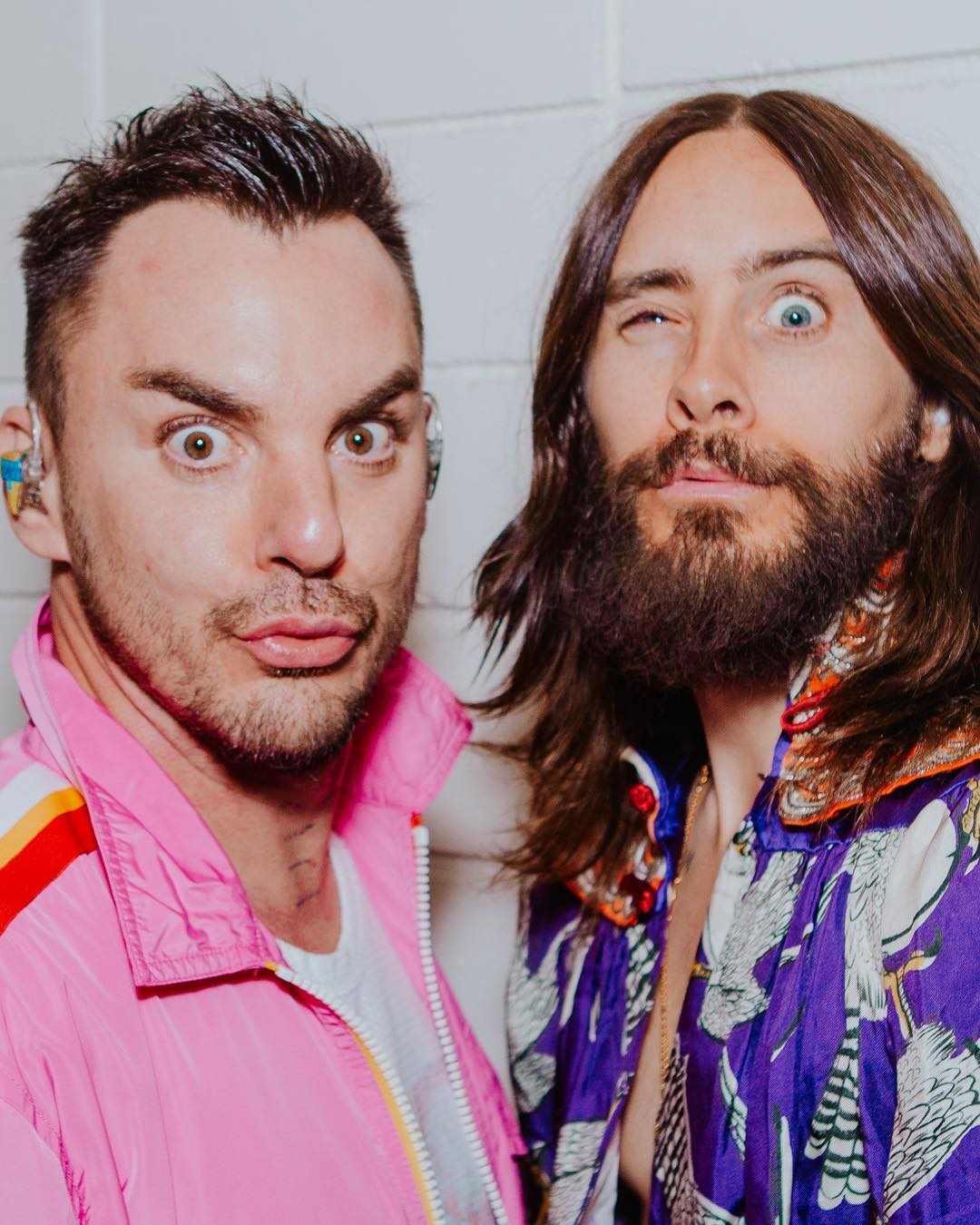 #SMIZE: smile with your eyes ��. Oslo + Helsinki, we're coming for ya!!! #MONOLITHTOUR https://t.co/Kr4Mh4ZOJ5