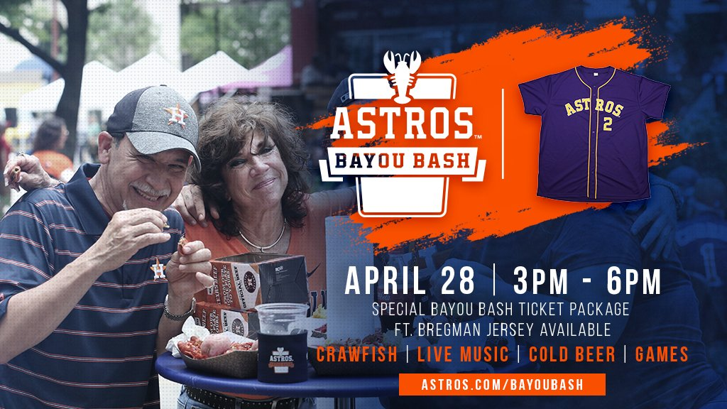 new product 06031 b9879 Houston Astros on Twitter: