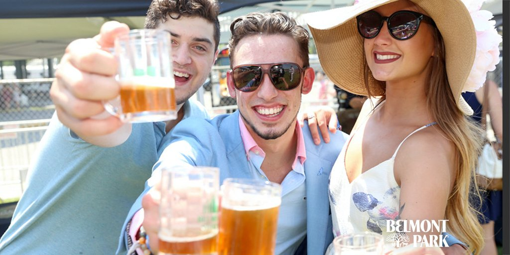 Dont miss out this Saturday at #Belmont! Enjoy the Spring Craft Beer Festival featuring over 100 beers, VIP experiences and more ➡️🍻bit.ly/2vzEDOY