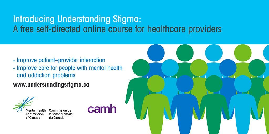 Mental Health Commission Of Canada On Twitter The Understanding