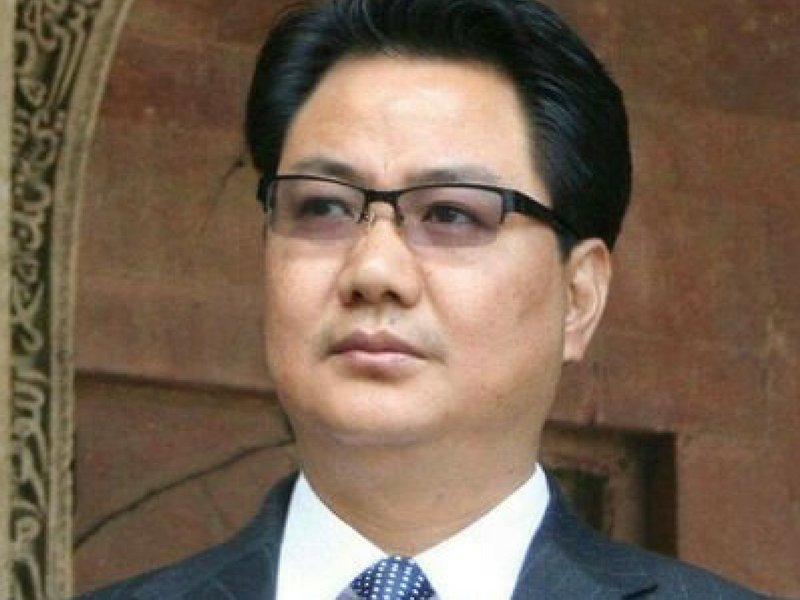 The revocation of the Armed Forces (Special Powers) Act by Home Ministry from Assam, Meghalaya & most areas of Arunachal Pradesh is due to significant improvement of security scenario in North-East India in last 4 years: Union Minister  @KirenRijiju