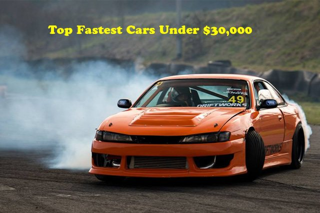 Sports Cars Under 30k 2016 Best Sports Cars 2018