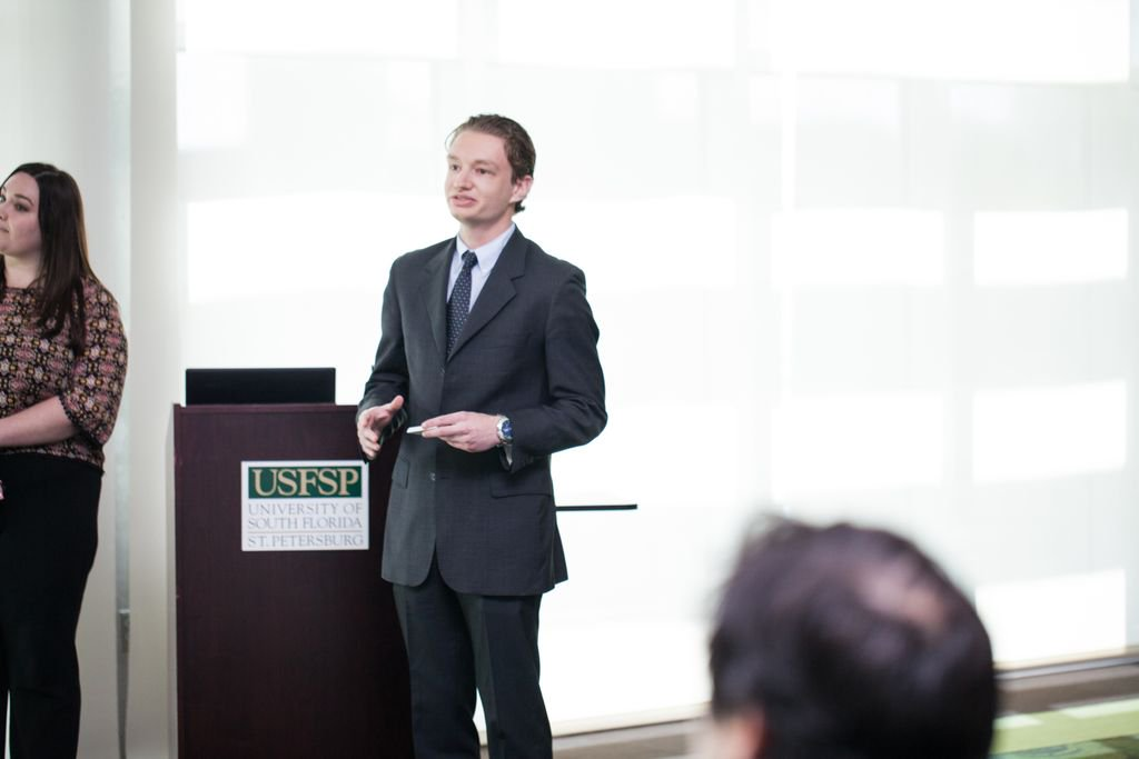 &quot;Prior to @USFSPevents #ExLabs, I would have assumed people at Tech Data would have had a #tech background,&quot; said #USFSP student Ryan Klein. &quot;Now I look at companies in a different way.&quot; Students of ALL majors can apply to Ex Labs today at  https:// buff.ly/2InvQSS  &nbsp;  . #USFSPBusiness<br>http://pic.twitter.com/4DrxwGgrA0