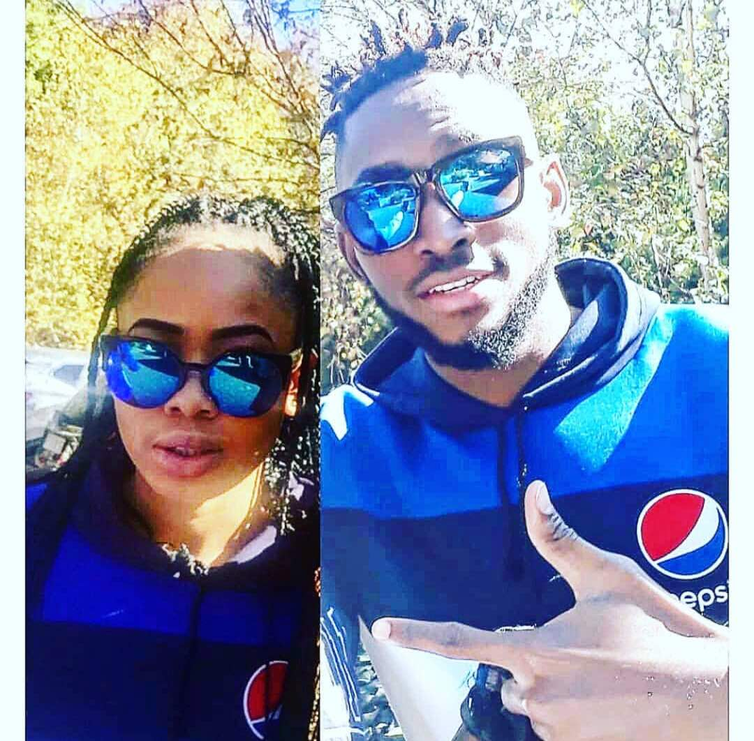 Big Brother Nigeria Housemates at the airport on their way to Naija rocking their beautiful @Pepsi_Naija jackets. #RefreshTheMix <br>http://pic.twitter.com/fFy67FyId0