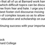 The Barnard administration has announced its intentions to refuse to abide by the democratic vote of its students, calling on the college to divest its funds from 8 companies complicit in Israeli settler colonialism