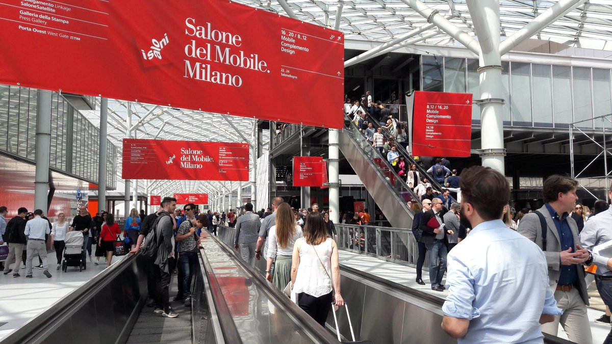 salonedelmobile hashtag on Twitter