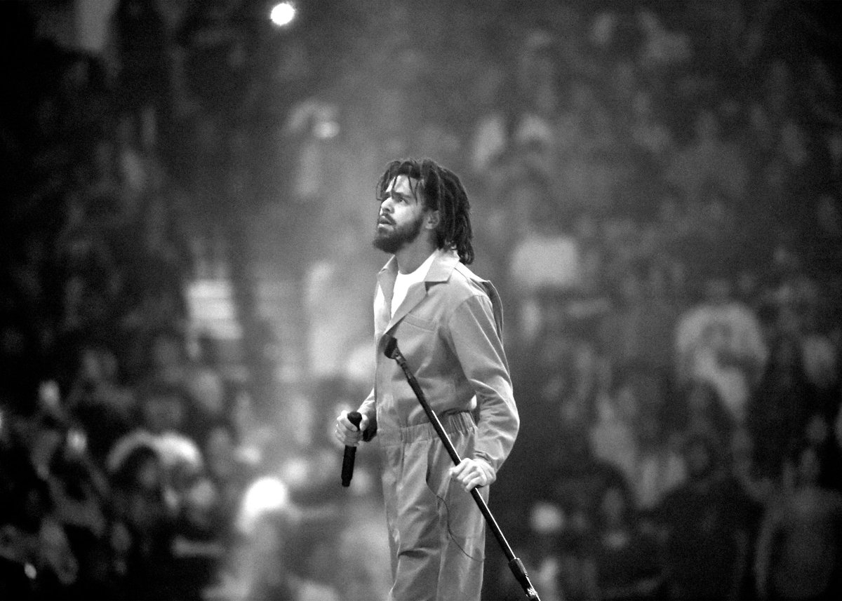 J. Cole breaks Apple Music's first-day streaming record in the US https://t.co/bAOVCc2Wbi