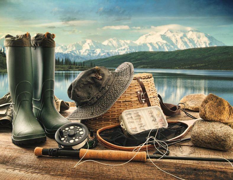 Презентация рыболовные и охотничьи товары