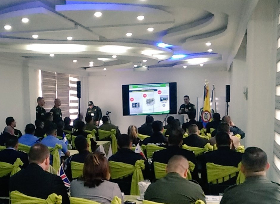 #México, país invitado al curso Internac...